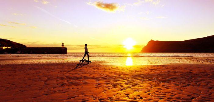 Un romantico tramonto con Photoshop CC